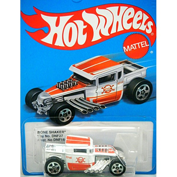 Hot Wheels Ultra Cool Bone Shaker Hot Rod Ford Pickup Truck