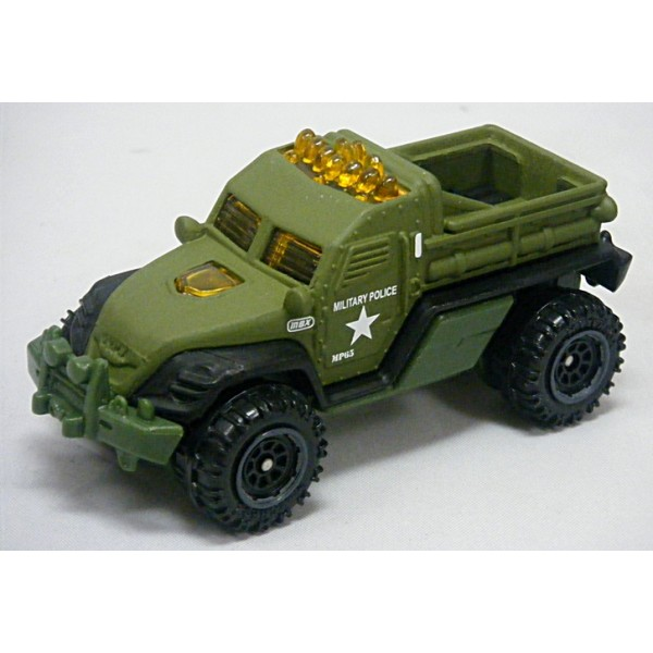 Ford Expedition El >> Matchbox - Military Police Truck - Global Diecast Direct