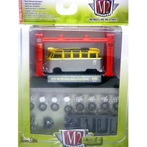 M2 Model Kits - 1959 VW Microbus Deluxe USA Model