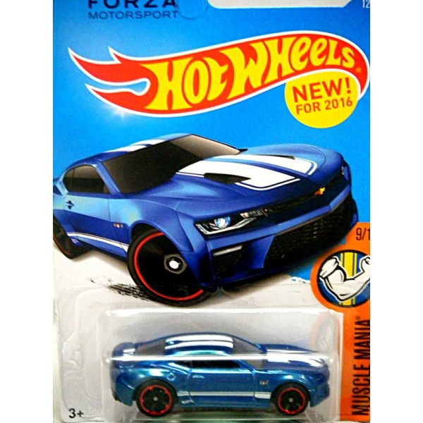 Hot Wheels Forza Motorsport 2016 Chevrolet Camaro Ss