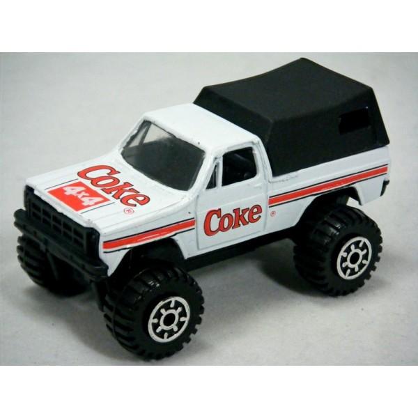 Hartoy Coca Cola Chevrolet Pickup Truck Global Diecast Direct