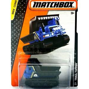 Matchbox - Trail Tipper - Dump Truck with Tracks