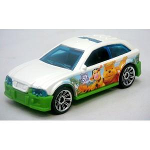 Matchbox Winnie The Pooh City Police Car