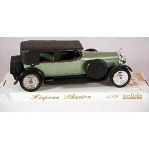 Solido - Hispano Suiza Phaeton