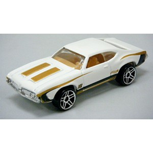 Hot Wheels Oldsmobile 442 Coupe Muscle Car Global Diecast Direct