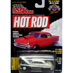 Racing Champions Hot Rod Magazine– 1949 Mercury Custom Lead Sled