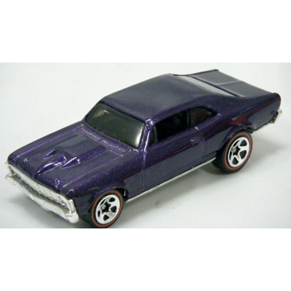 Hot Wheels 1968 Chevy Nova Muscle Car Global Diecast Direct