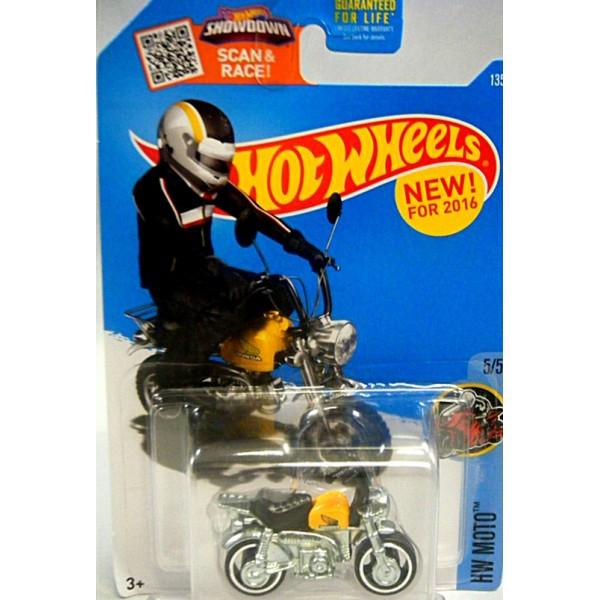 Bel Air Honda >> Hot Wheels - Honda Monkey Z50 Mini Bike - Global Diecast Direct