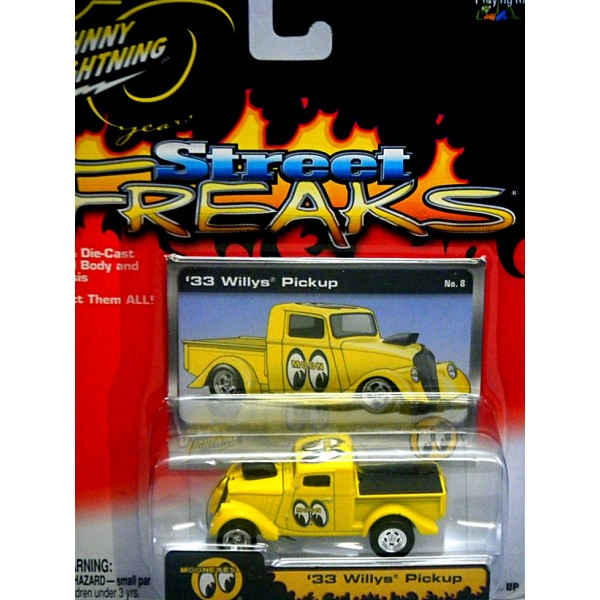 Johnny Lightning - Str...