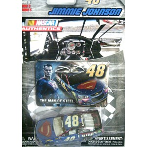 NASCAR Authentics - Hendrick Motorsports Jimmy Johnson Superman Chevrolet SS