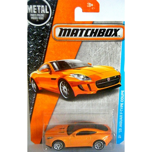 F Type Coupe >> Matchbox - Jaguar F-Type Coupe - Global Diecast Direct