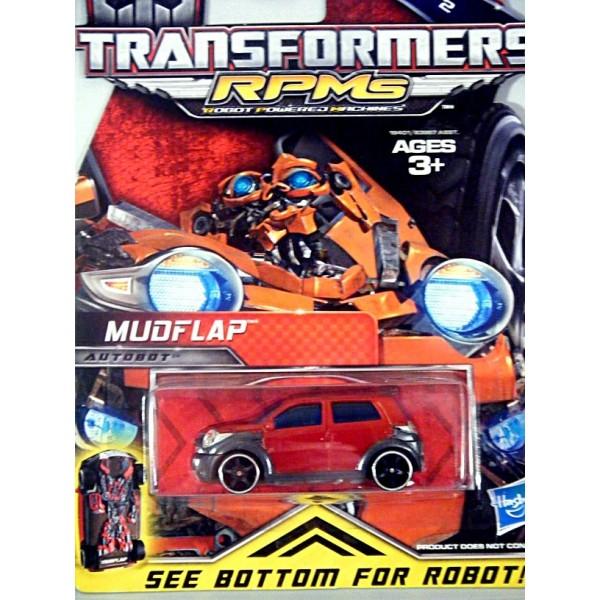 Hasbro Transformers Series Mudflap Chevrolet Trax Global