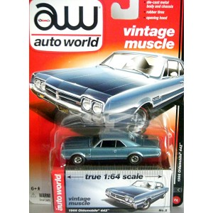 Auto World - 1966 Oldsmobile 4-4-2