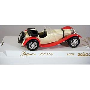 Solido - 1938 Jaguar SS 100 Sports Car