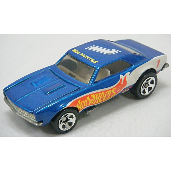 Hot Wheels Chevy Camaro
