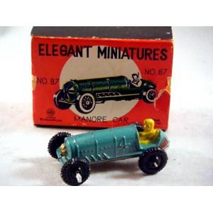 Marx Linemar Elegant Miniatures Manore Open Wheel Race Car