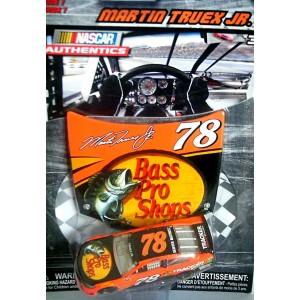 NASCAR Authentics - Martin Truex Jr. Bass Pro Shops Chevy SS