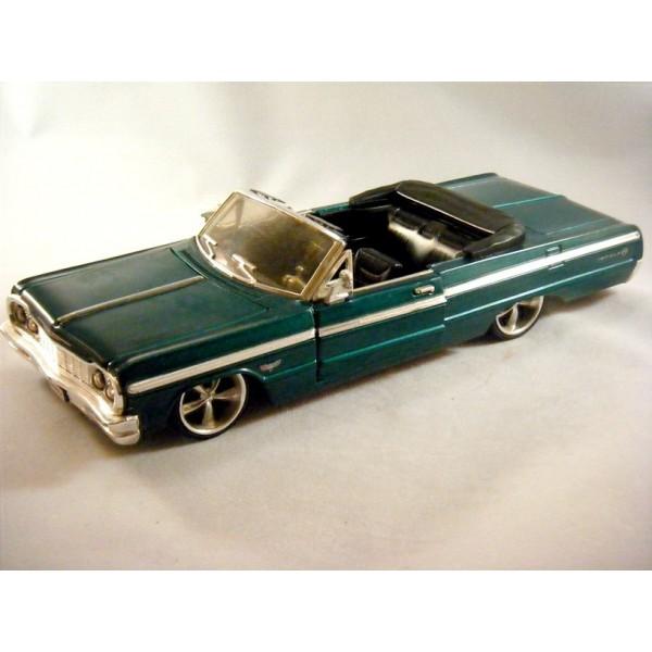 Superior Diecast Chevrolet Impala Lowrider Convertible Scale