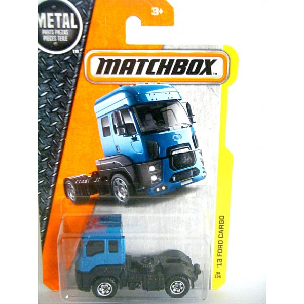 Matchbox Ford Cargo Truck Global Diecast Direct