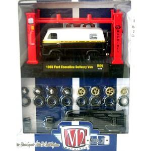M2 Model Kits - 1965 Ford Econoline Van