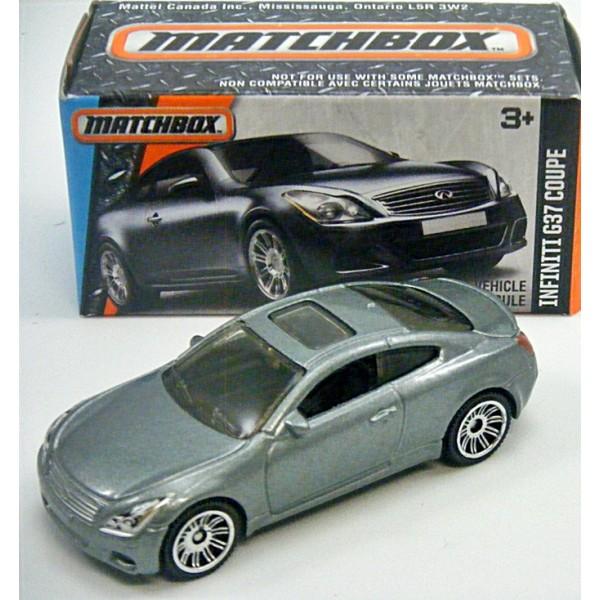 Matchbox Infiniti G37 Coupe