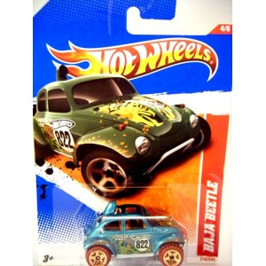 Hot Wheels VW Baja Bug - Volkswagen Beetle 4x4