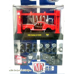M2 Model Kits - 1965 Ford Mustang Shelby GT350R