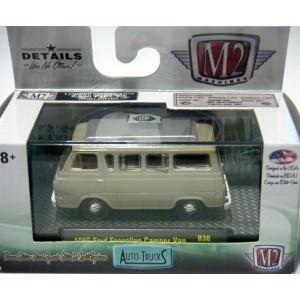 M2 Auto Trucks - 1965 Ford Econoline Camper Van