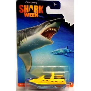 Matchbox Shark Week - Rescue Boat