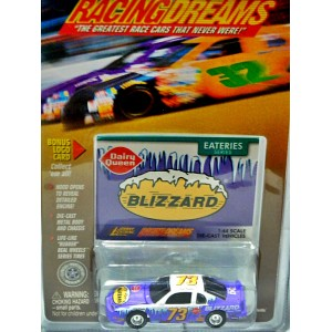 Racing Dreams - US Coast Guard - Chevrolet Monte Carlo NASCAR Stock Car