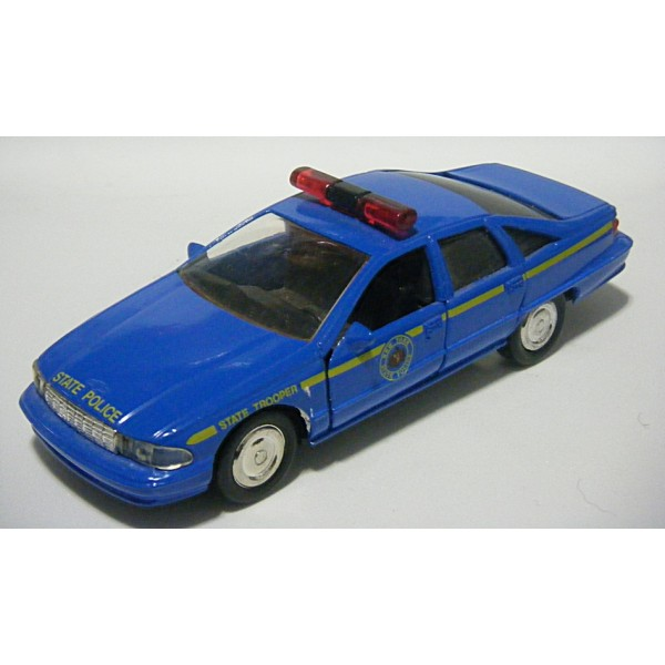 Road Champs - New York State Police Chevrolet Caprice Patrol Car