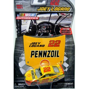 NASCAR Authentics - Joe Gibbs Racing - Joey Logano Shell Pennzoil Ford Fusion