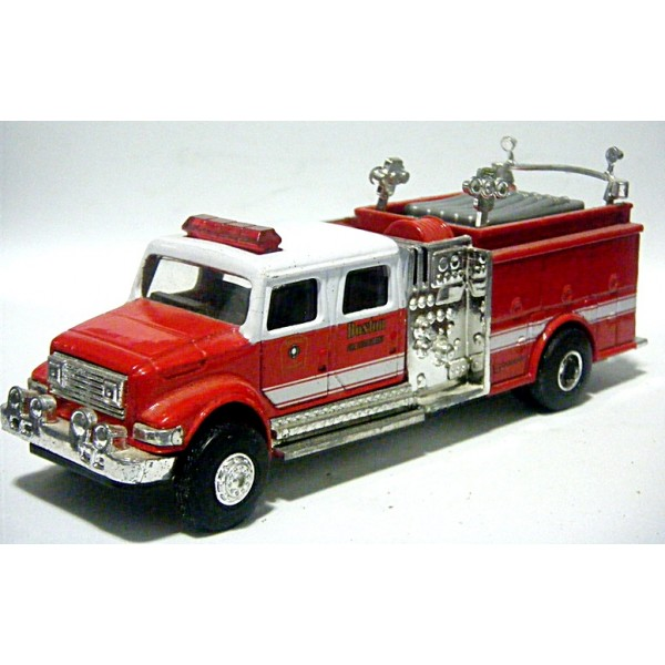 Chevrolet Truck Models >> Road Champs - International Fire Truck - Boston Fire ...