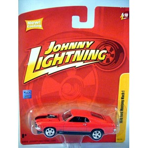 Johnny Lightning Forever 64 - 1970 Ford Mustang Mach 1