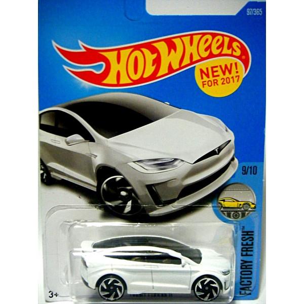 Hot Wheels - Tesla Model X - Global Diecast Direct