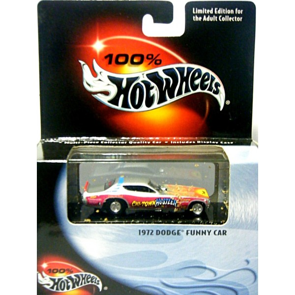 Hot Wheels - 100% Hot Wheels Series - 1972 Dodge Charger ...
