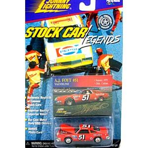 Johnny Lightning A.J. Foyt 1979 Oldsmobile Cutlass