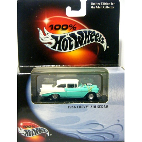 Hot Wheels 100 Collectibles 1956 Chevrolet Bel Air Global