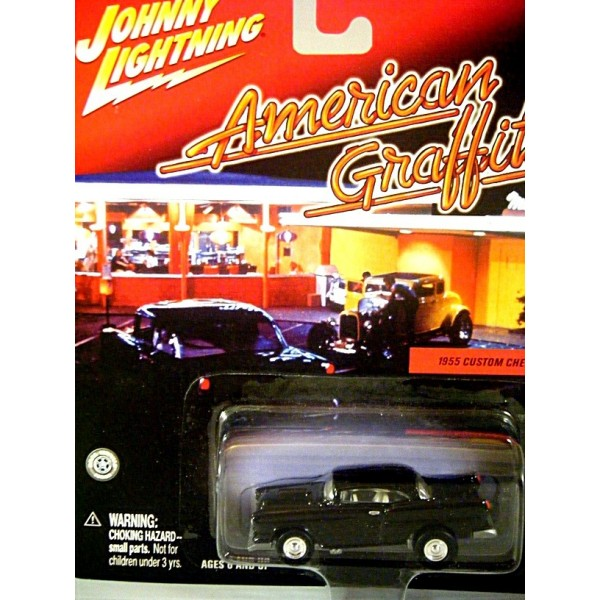 Johnny Lightning American Graffiti 1955 Chevy Belair Global