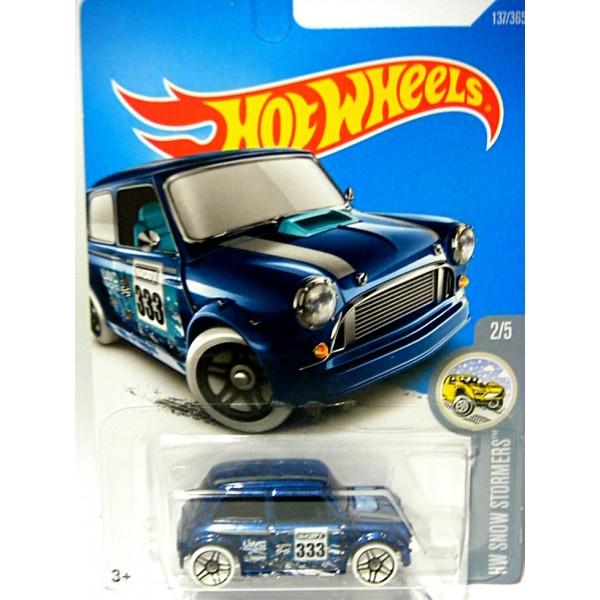 Hot Wheels Morris Mini Global Diecast Direct