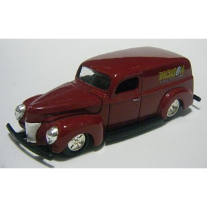 Racing Champions Hot Rod Collectibles - Boxotica - Custom Ford Surf Woody