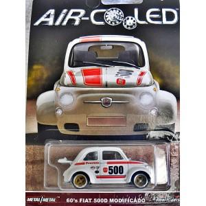 Hot Wheels - Air Cooled - 1960's Fiat 500D Modificado