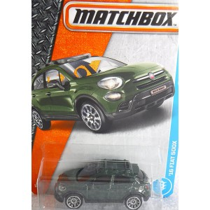 Matchbox - Fiat Abarth Rallye Car