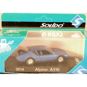 Solido - 1814 - Alpine A310 Coupe