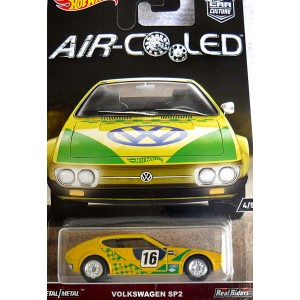 Hot Wheels - Air Cooled - Volkswagen SP 2