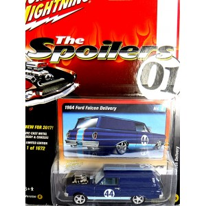 Johnny Lightning R2- Classic Gold - 1964 Ford Falcon Delivery