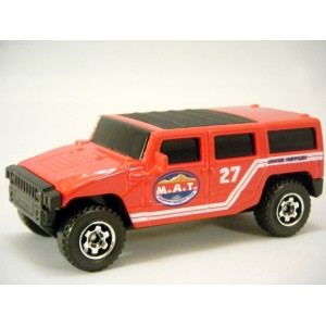 Matchbox Hummer H2 Mountain Adventure Team 4x4