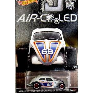 Hot Wheels - Air Cooled - Volkswagen Beetle Hot Rod