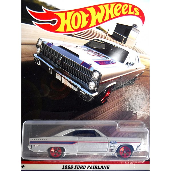 Hot Wheels - Vintage American Muscle - 1966 Ford Fairlane