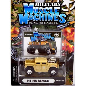 Muscle Machines Military - Hummer H1